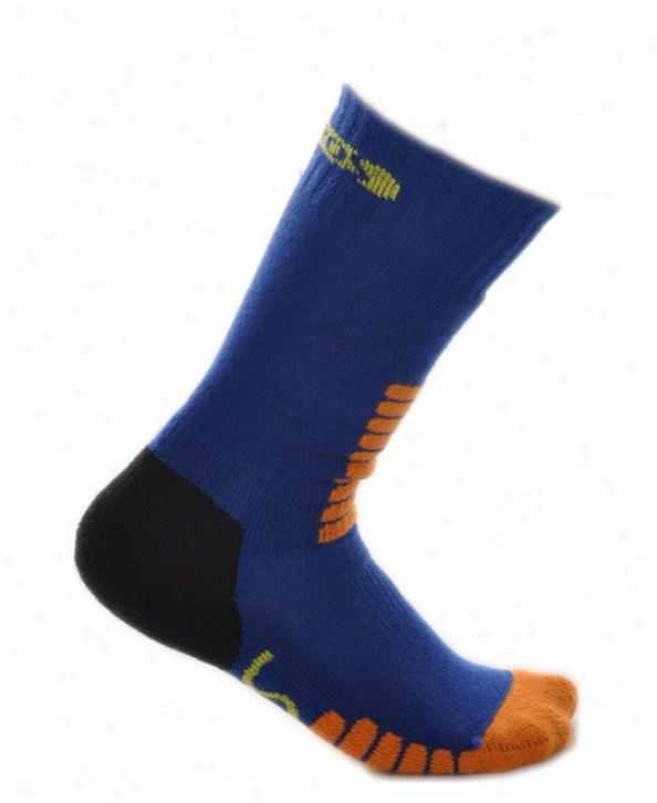Euro Ski Supreme Socks Royal