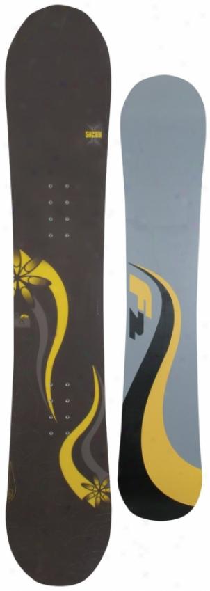 F2 Gipsy Snowboard 154