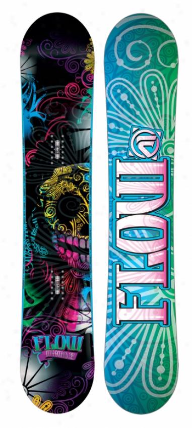 Flow Innumerable Snowboard 152