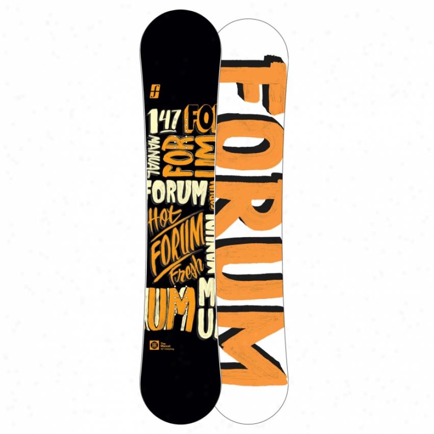 Forum Manuak Snowboard 147