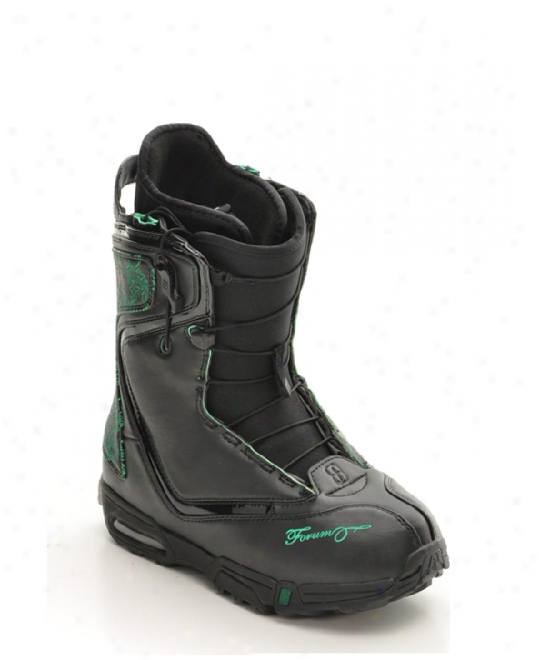Forum Promise Slr Snowboard Boots Black