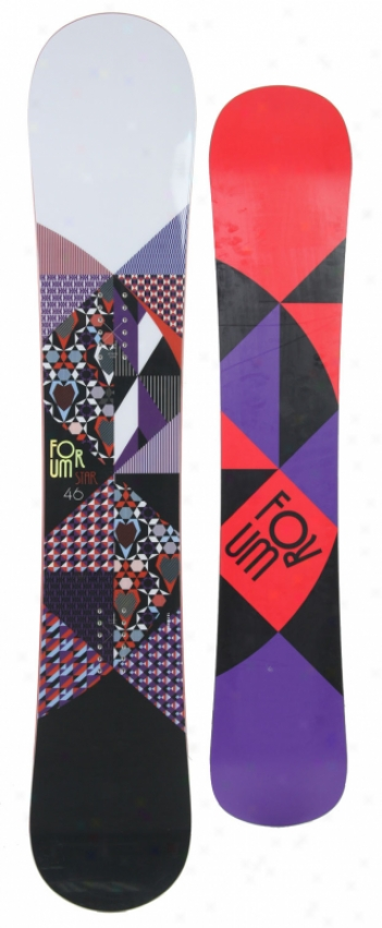 Forum Star Snowboard 146
