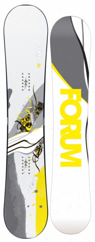 Forum Superstar Snowboard 148