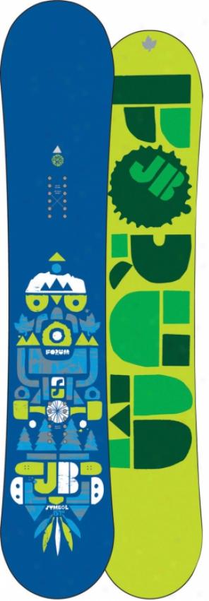 Forum Symbol Wide Snowboard 157