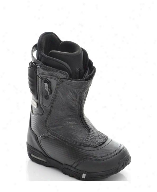 Forum Takedown Slr Snowboard Boots Black