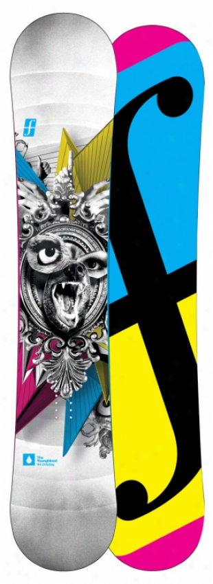 Forum Youngblood Chillydog Snowboard 154