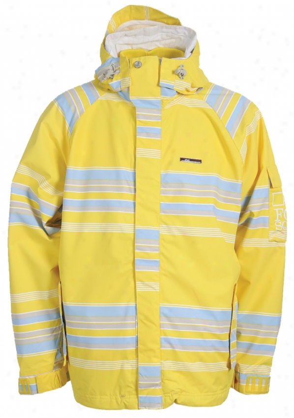 Foursquare Arroyo Snowboard Jacket Brilliance Polo Sp