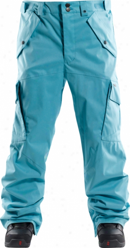 Foursquare Gasket Snowboard Pants Air