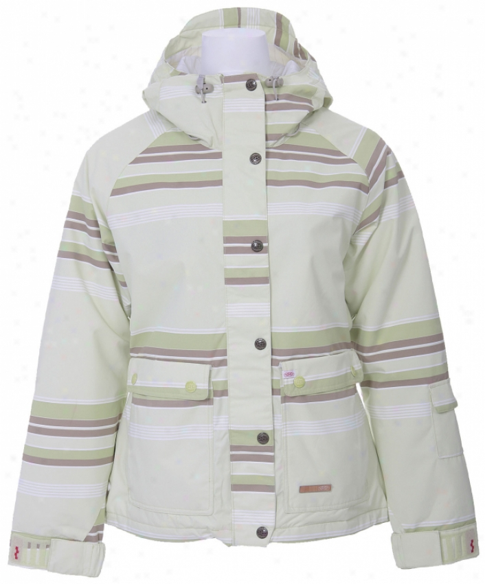 Foursquare Richardson Snowboard Jacket El Crisp Polo