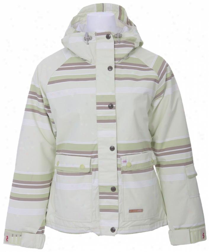 Foursquare Richardson Snowboard Jacket El Crisp Polo