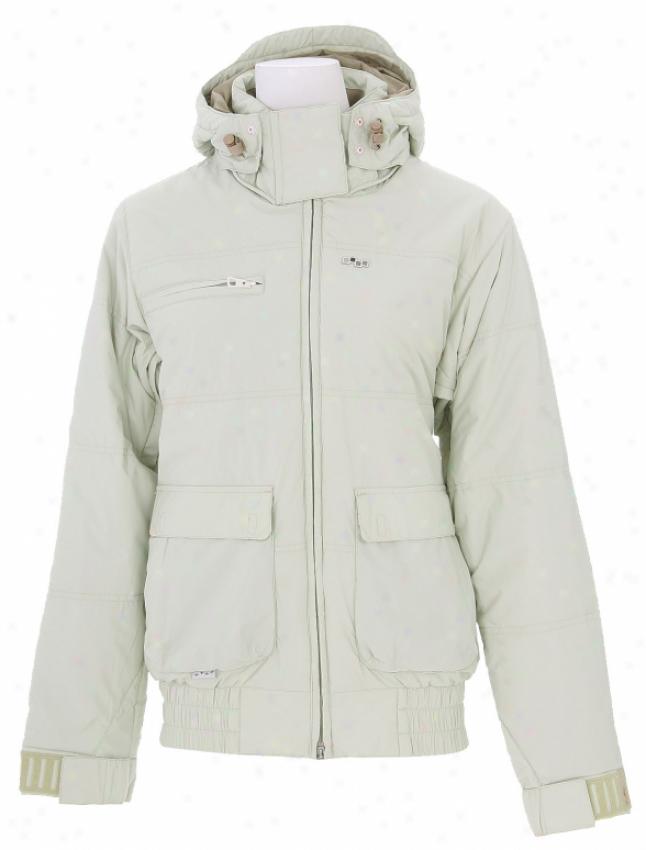 Foursquare Richardson Snowboard Jacket Rejuevnate
