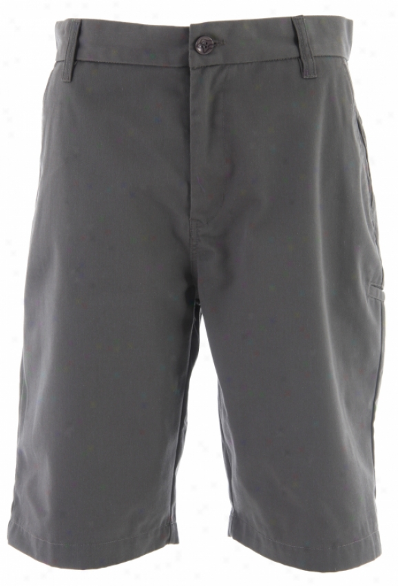 Fox Essex Shorts Gunmetal