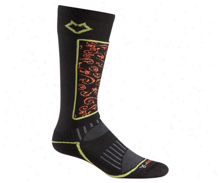Fox River Heavenly Socks Negro