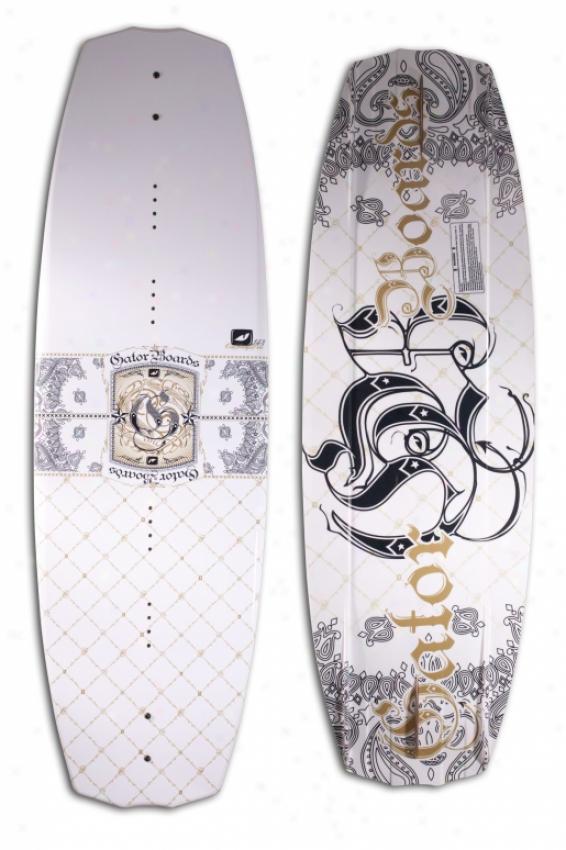 Gator Boards O.g. Wakeboard 143