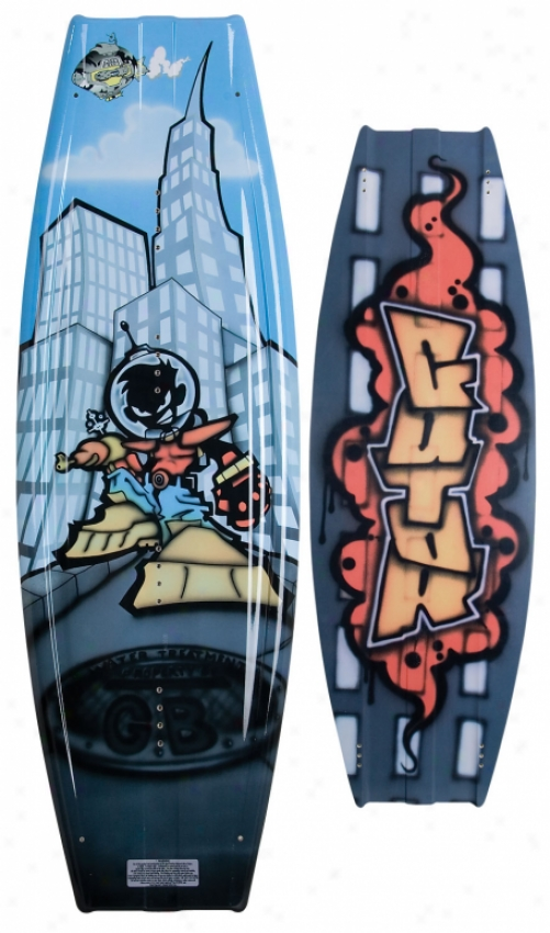 Gator Boards Signature Wakeboard 126 Blem