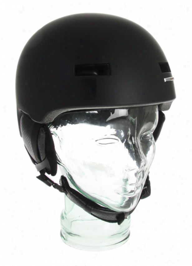Giro Shiv Snowboard Helmet Matte Black