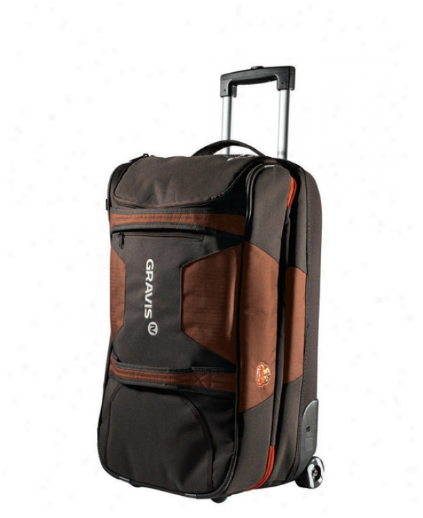 Gravis Jetway Travel Bag Coffee Expedition