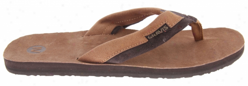 Gravis Slider Sandals Demitasse