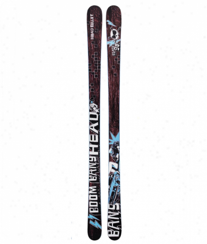 Head Bullett 84 Sw Bk Skis