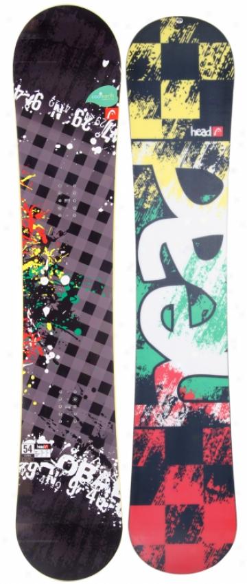 Head Global Snowboard 149