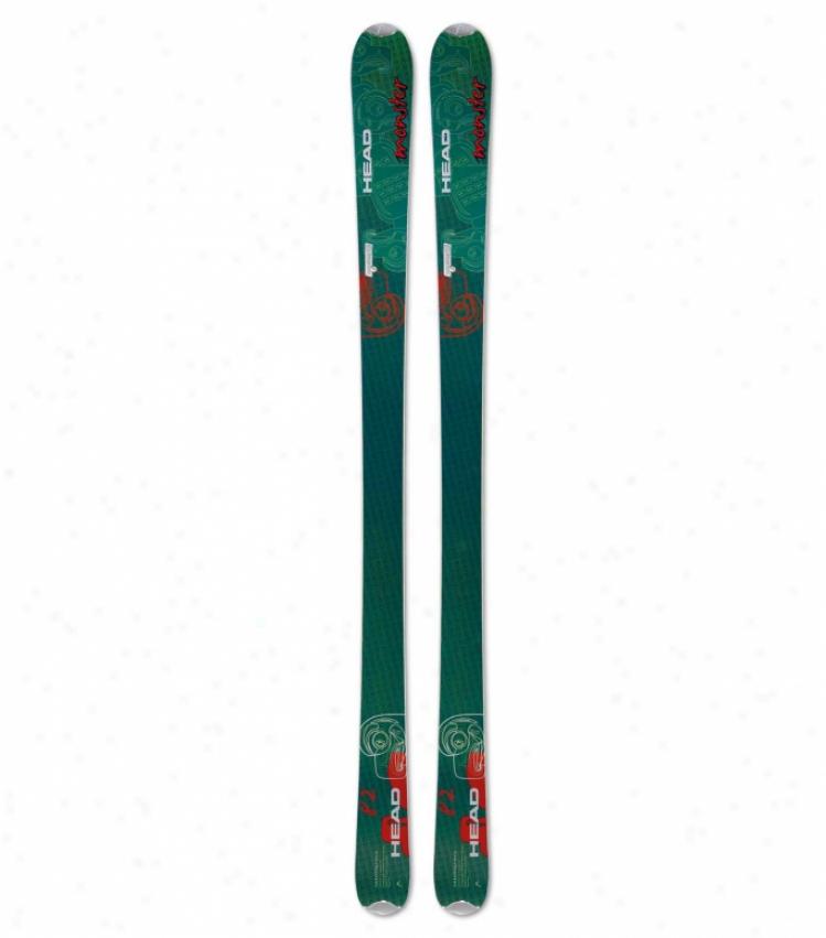 Head Monster Im 82 Sw Skis Green