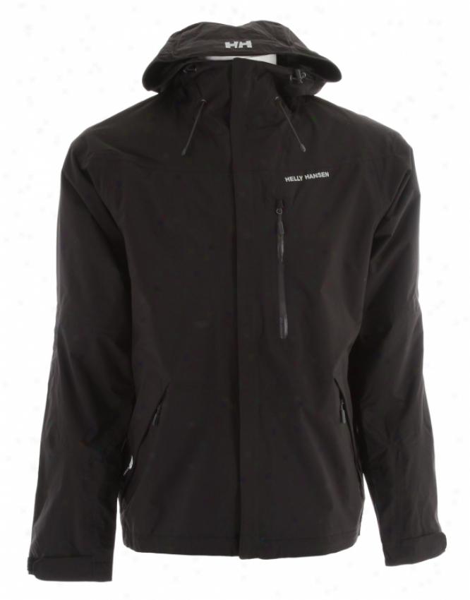 Helly Hansen Vancouver Packable Jacket Dark