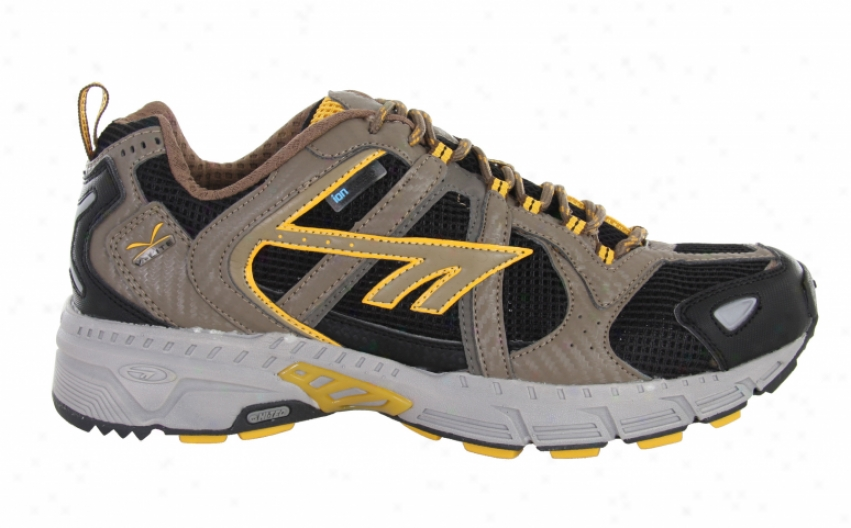 Hitec Inferno Hpi Hiking Shoes Brown/taupe/gold