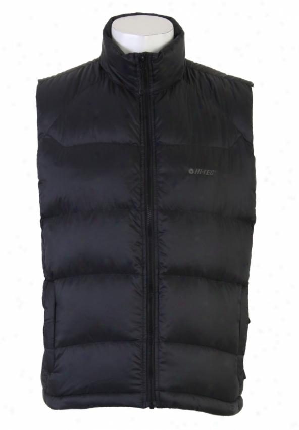 Hitec Moraine Vest Black