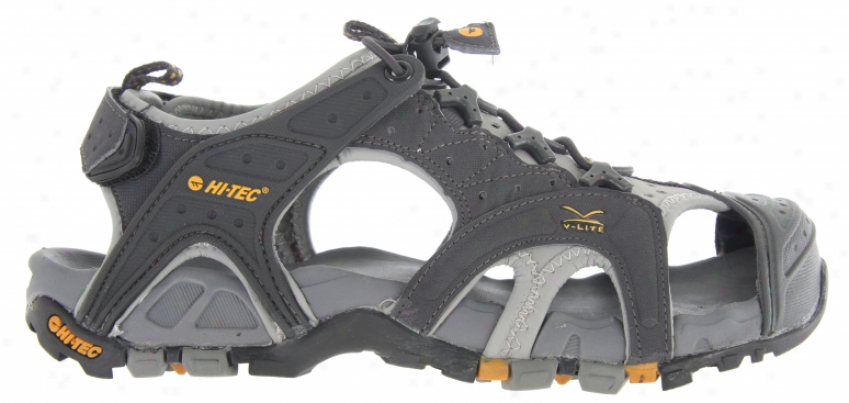 Hitec V-lite Diablo Water Shoee Dark Grey/cool Grey/sunflower