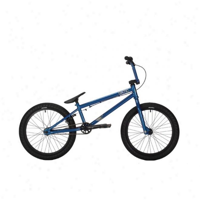 "Hoffman Ontic El Bmx Bike Metallic Blue 20"""