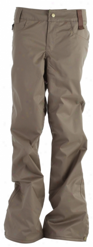 Holden Criterion Snowboard Pants Dark Khaki