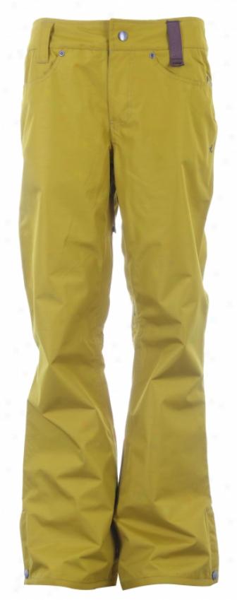 Holden Standard Snowboard Pants Sunset
