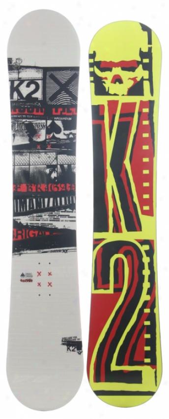 K2 Brigade Snowboard 147