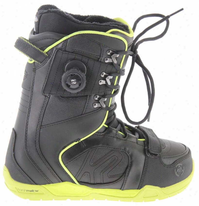 K2 Dakro Snowboard Boots Black