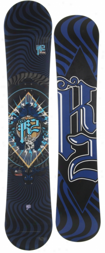 K2 Fuse Wide Snowboard 159