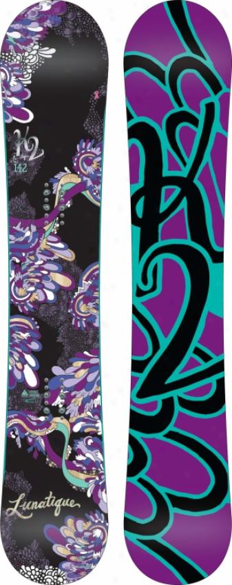K2 Lunatique Snowboard 142