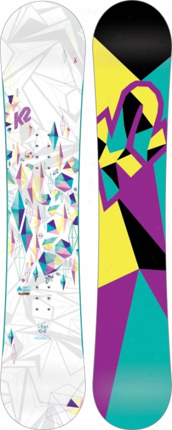 K2 Moment Snowboard 154