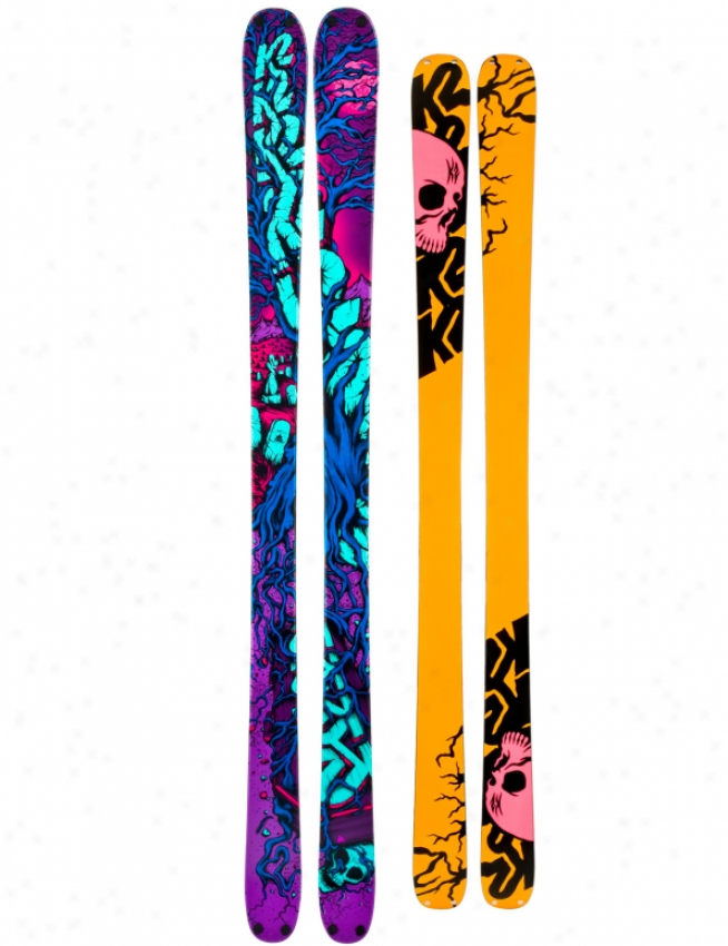 K2 Revival Skis