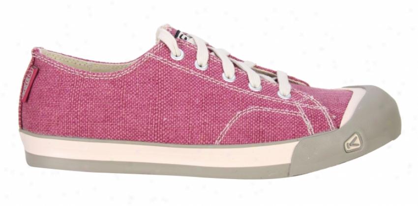 Keen Coronado Shoes Violet Quartz/laurel Oak