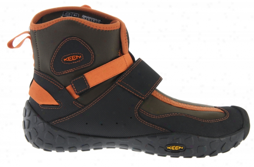 Keen Gorge Boots Watef Shhoes Forest Night/rust