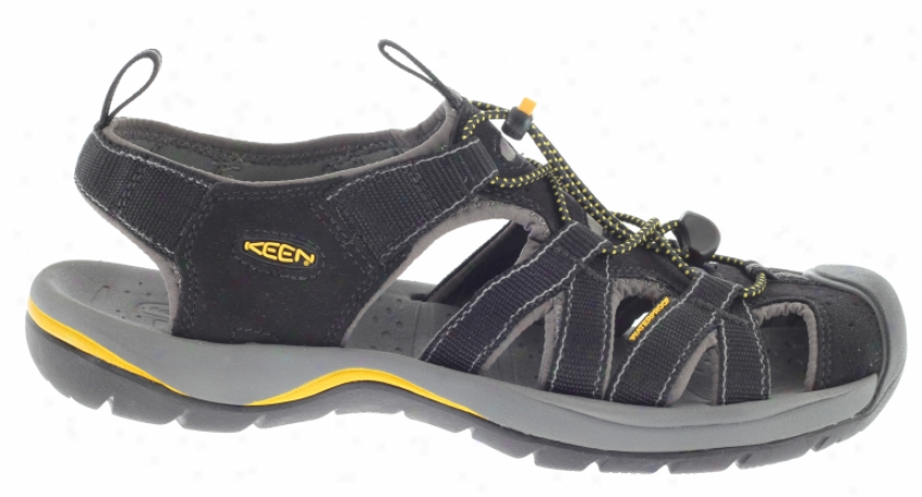 Shrewd Kanyon Water Shoes Black/gargoyle