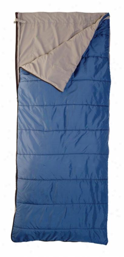Kelty Celestial 55 Degree Regular Sleeping Bag Slate Blue