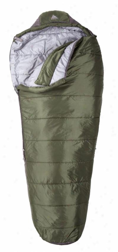 Kelty Cosmic 20 Ddgree X-long Dormant Bag Woods Green