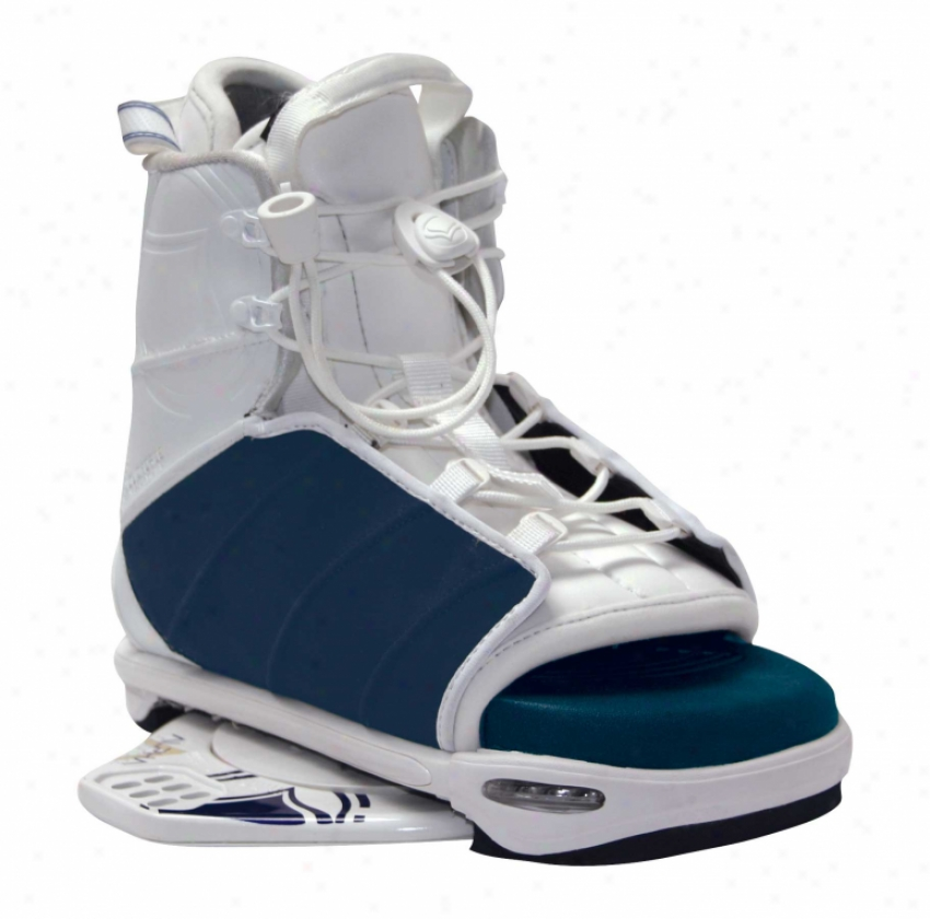 Liquid Force Alpha Wakeboard Bindings Navy