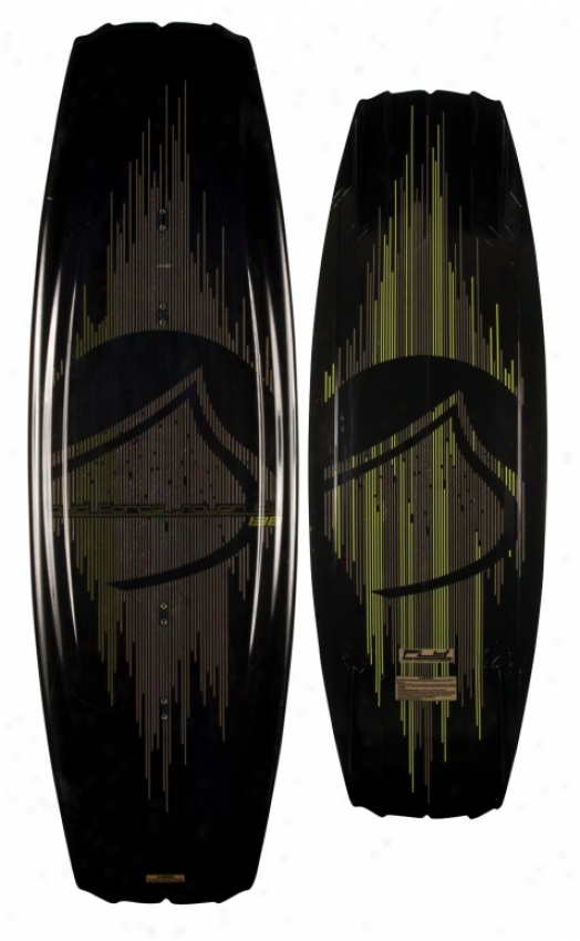 Liquid Force Fly S4 Wakeboard 142 Blem