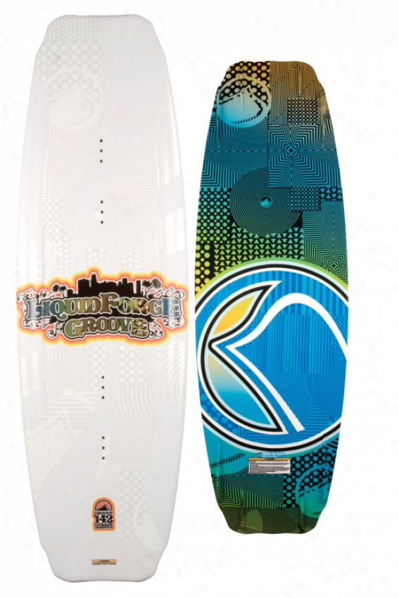 Liquid Force Groove Wakeboard 142