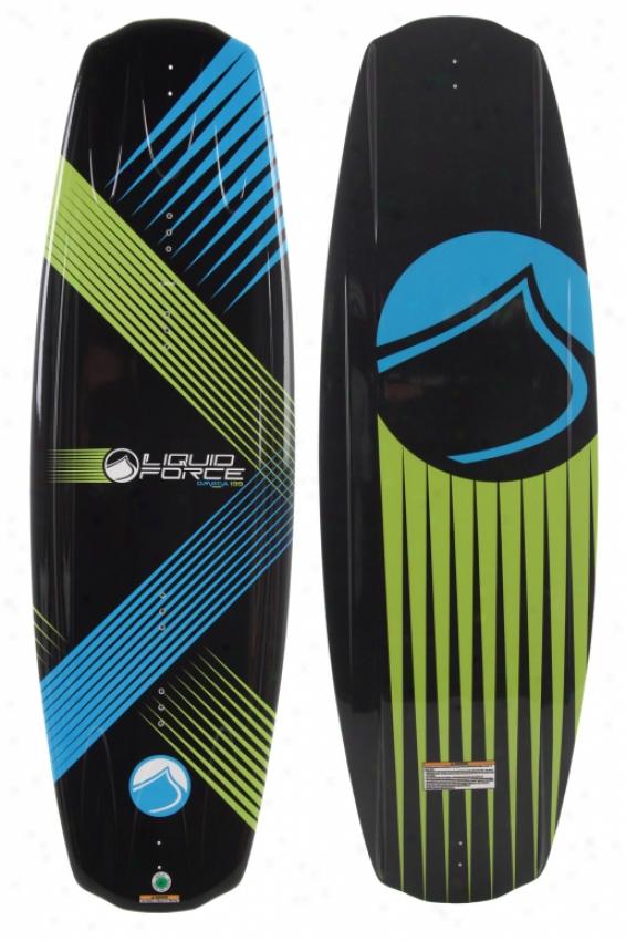 Fluid Force Omega Wakeboard 135