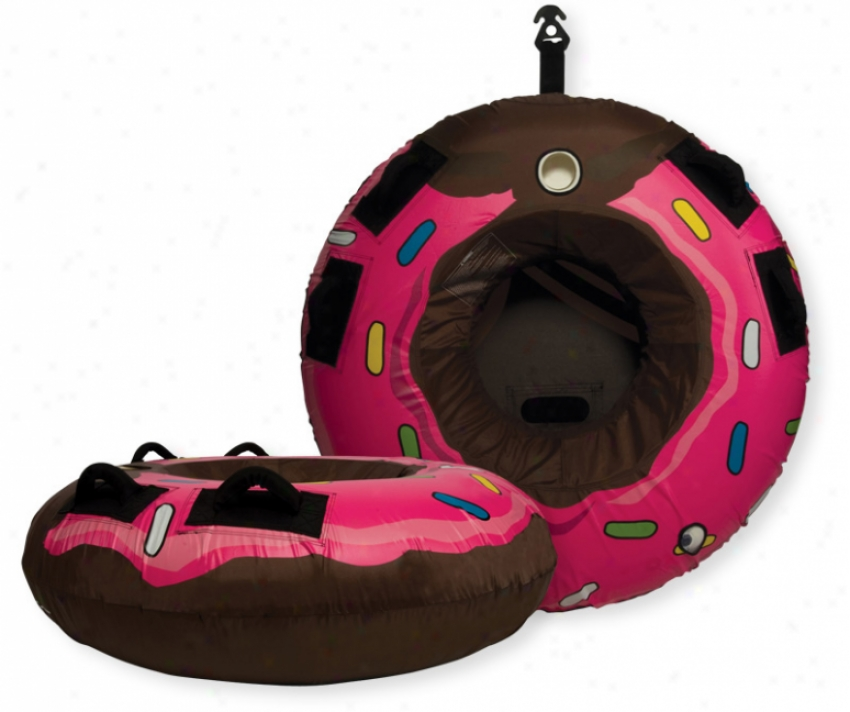 Liquid Force Party Donut 56 Towable Tube 56""