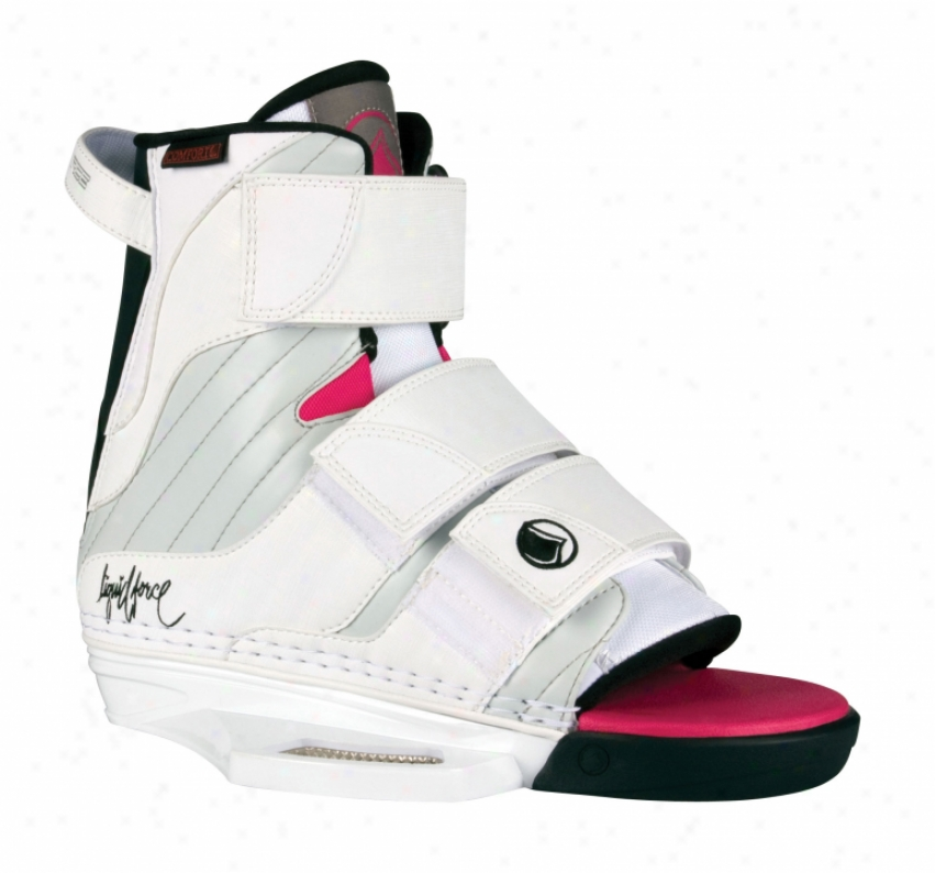 Liquid Force Prima Wakeboard Bindings