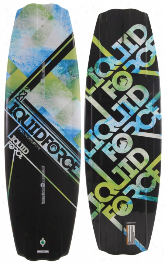 Liquid Force Ps3 Wakeboard 141